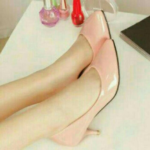 High Heels Glossy Salem