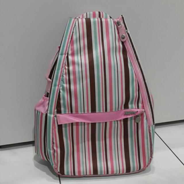 JetPac Tennis Bag