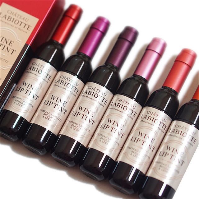 Labiotte Chateau Wine Liptint (Brand New & Original Guarantee)