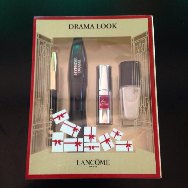 Lancôme Paris Drama Look Makeup