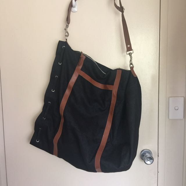 Large Duffle Bag From FAT NEW