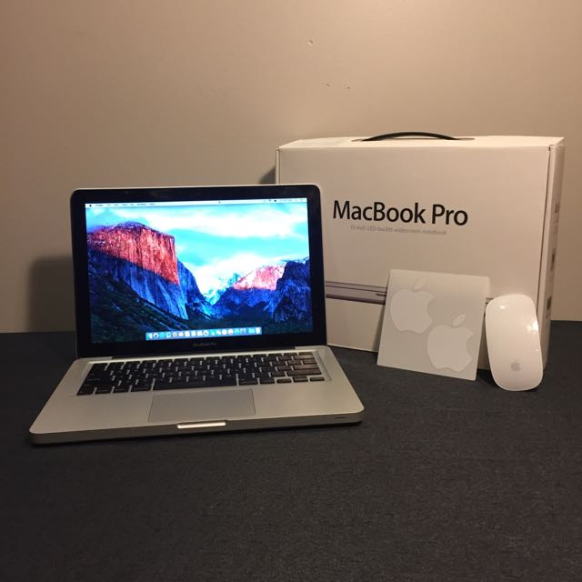 MacBook Pro Mid 09, Updated