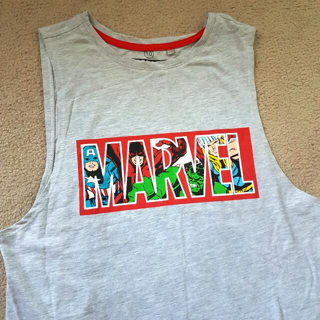 MARVEL muscle tank top