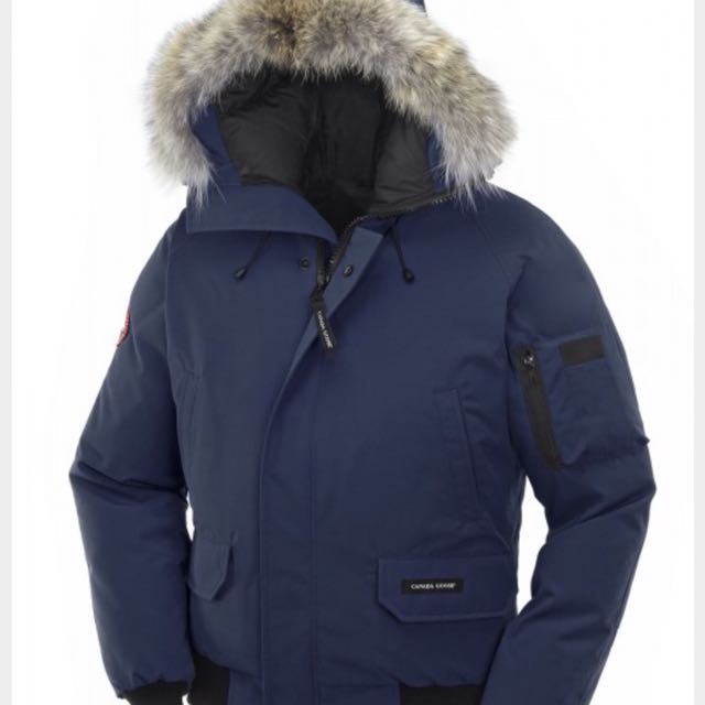 Navy Blue Canadian Goose