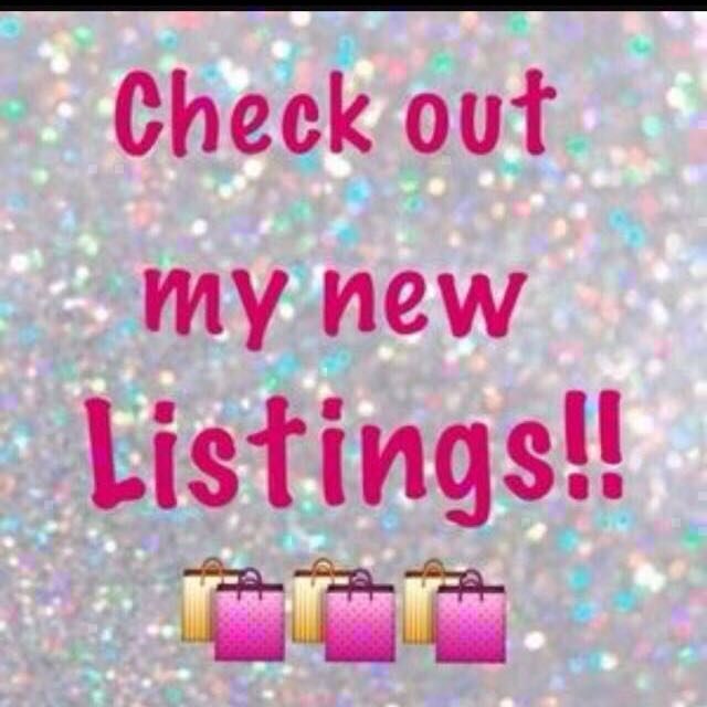 New Makeup Listings