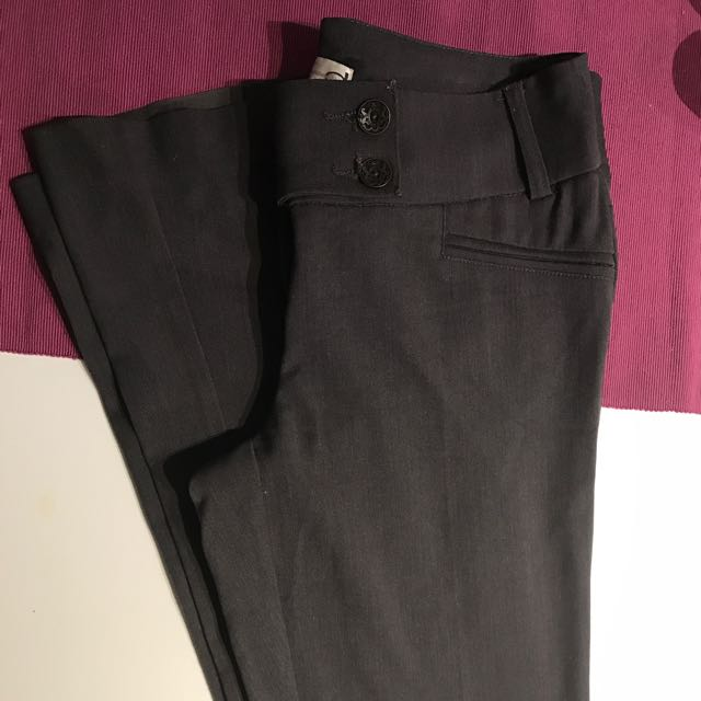 Office Pants Grey Colour