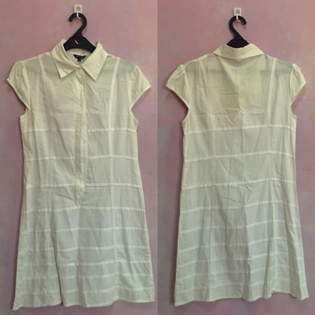 [PRELOVED] XORS White Dress