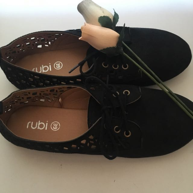 Rubi Shoes Tie-up Slips