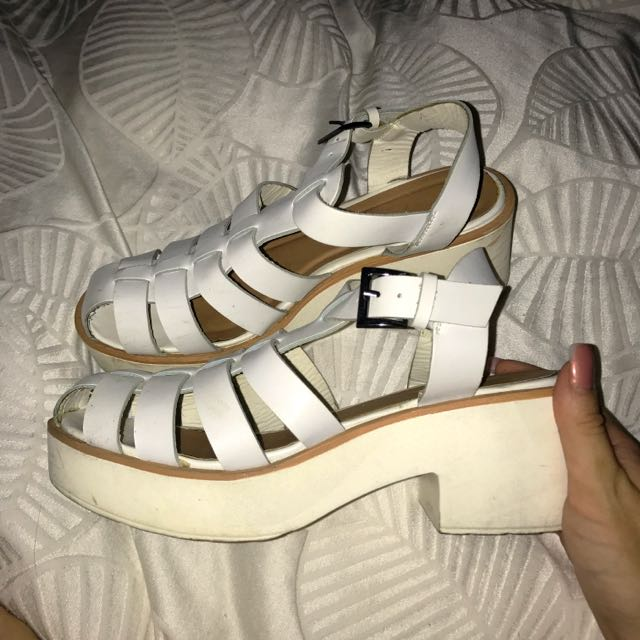 Size 8 Windsor Smith Lily Sandals Replica