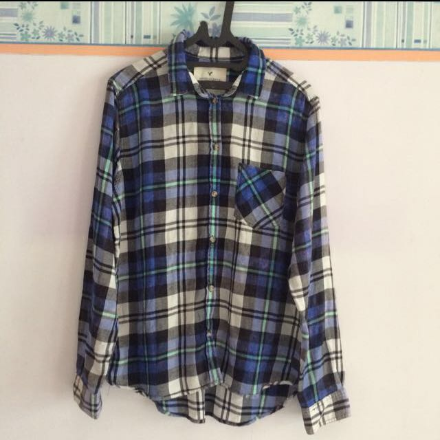 Tartan American eagle Outfitters