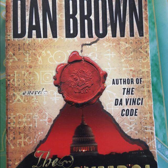 The Lost Symbol Dan Brown Books Books On Carousell