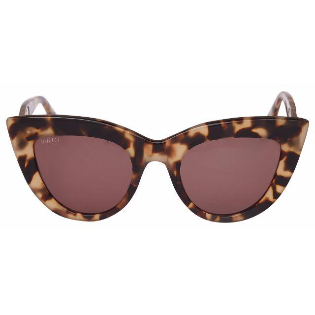 Tortoise Shell Sunglasses (Vuelo Eyewear - CCS model)