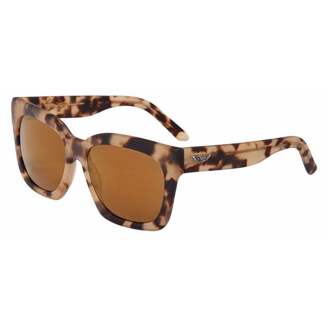 Tortoise Shell Sunglasses (Vuelo Eyewear's PDX model)