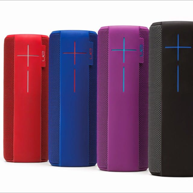 UE Megaboom Bluetooth Waterproof Speaker