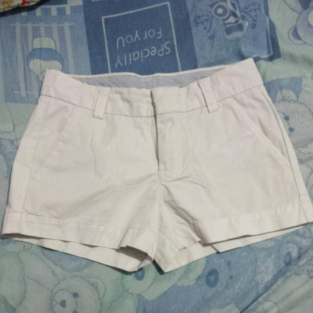 Uniqlo Shorts (WHITE)