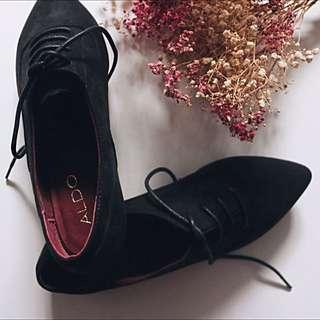 Aldo Suede Shoes