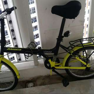 floding bicycle