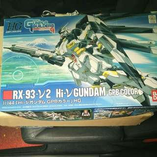 Rx 93 Hi Nu Gundam Gpb Color