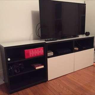 Tv Unit - BESTA IKEA