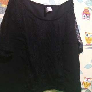 Divided by H&M Tshirt Croptee