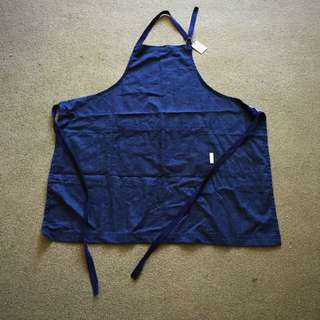 Denim Apron- NEW