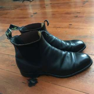 RM.Williams Boots Size 9