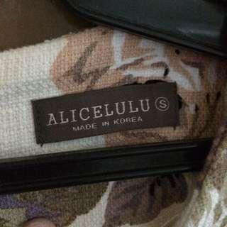 Alicelulu Dress