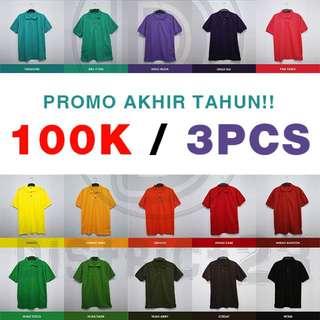 Polo Shirt SPECIAL PROMO