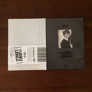 TRADE/SELL [YOUNGJAE VER] Flight Log: Turbulence