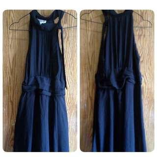 The Most Woman Black Mini Dress