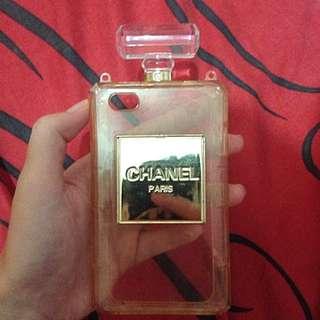 Case Iphone 4/4s Channel Paris