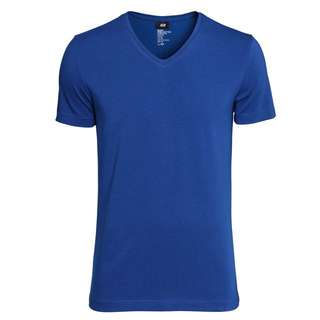 H&M Men's Stretch Cotton Jersey TOP