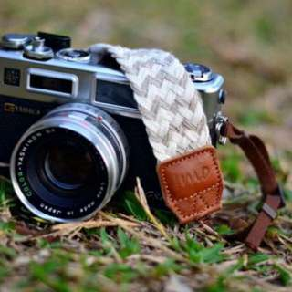 Camera Strap_Twisted Braid