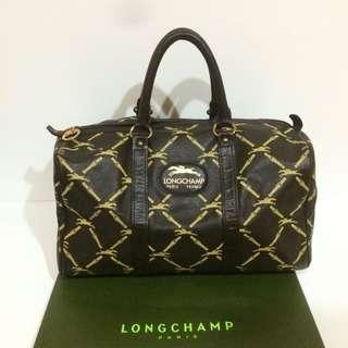 Preloved Longchamp Speedy Bag