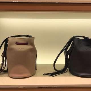 TOD'S GIPSY SMALL BUCKET BAG