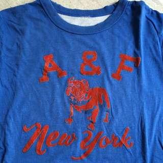 Abercrombie Tshirt (size S)