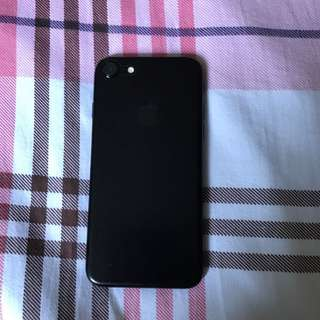 WTS: iPhone 7 256GB JetBlack USED
