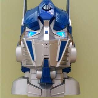 Transformer Optimus Prime Electronic Coin Bank