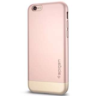 Spigen iPhone 6/6S Case with Soft-Interior Scratch Protection