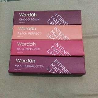 Wardah Intense Care Lip Matte