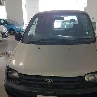 Van For Rent!!! Best Deal In Town!!!
