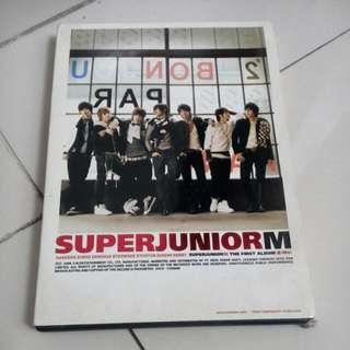 Superjunior M First Album