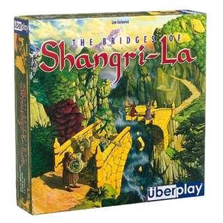 Bridges Of Shangri-la Board Game
