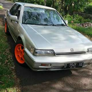 Honda Prestige Vigor Tahun 1989