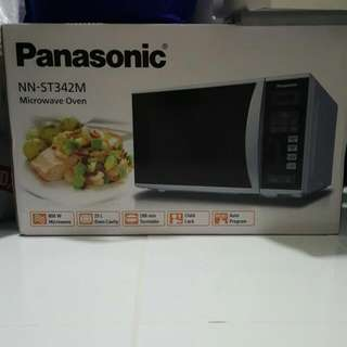 Brand New Panasonic Microwave Oven