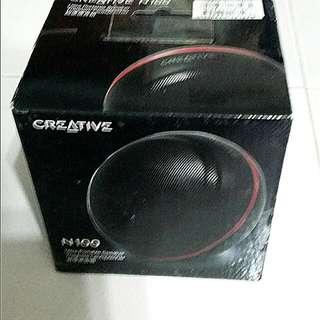 Creative Portable Speaker N100