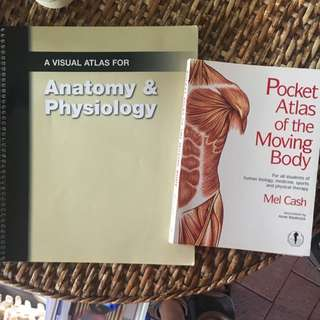 Atlas's For Anatomy And Physiology