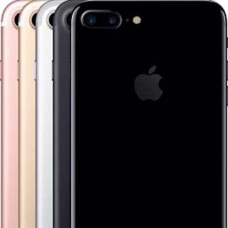 BRAND NEW SEALED IPHONE7 BLACK / ROSE GOLD 128GB