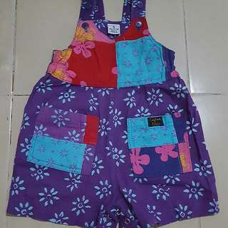 Batik Patcwork Anak 1 Thn