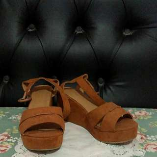 rubi wedges (used once time)